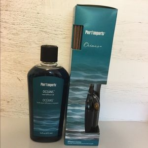 Oceans Reed Diffuser and Refill Oil